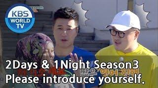My Korean is fluent!!! XD  [2Days&1Night Season 3/2018.09.09]