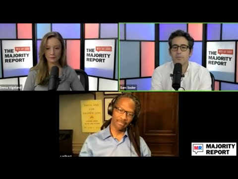 Drug Use for Grown-Ups w/ Dr. Carl Hart - MR Live - 4/20/21