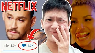I CAN'T BELIEVE THIS SHOW IS ON NETFLIX!? (SINGAPORE SOCIAL REVIEW)