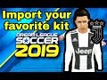 DLS 19 | How To Import Kits In Dream League Soccer 19