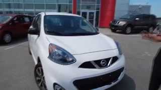 preview picture of video 'Brand New 2015 Nissan Micra | Full Review | Collins Nissan St. Catharines Niagara Region'