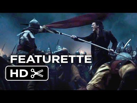 Dracula Untold Featurette 'Vlad vs. 1000'