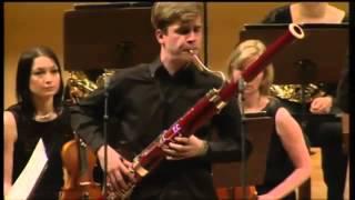 J. N. Hummel: Concerto for Bassoon and Orchestra - Mathis Kaspar Stier, Bassoon