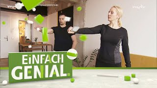 Fitness zuhause: Neue Trainingsgeräte im Test | Einfach genial | MDR