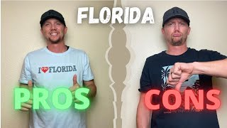 What are the Pros and Cons of Living in Florida - The Good and the Bad of Moving to Florida