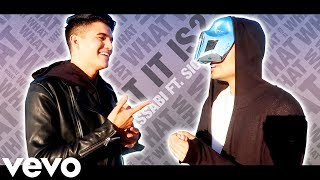 WHAT IT IS! *OFFICIAL SONG RELEASE* | Wassabi