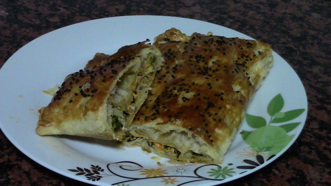 EMPANADA DE MEJILLONES | recetas de cocina faciles rapidas y economicas de hacer - comidas ricas