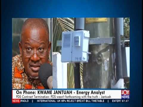 PDS Contract Termination: Ghana Loses $190m Over Cancellation Of Deal - AM Show (23-10-19)