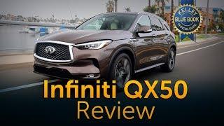 Infiniti QX50 2018 - dabar