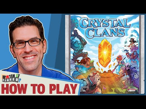 Crystal Clans - How To Play, by Watch It Play