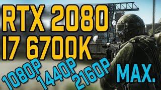 GTX 1080 | i7-7700 Escape From Tarkov (1080p60FPS) - Most Popular Videos