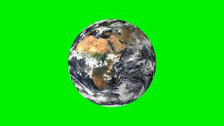 green screen earth video | planet earth globe rotating green screen | earth background video effects
