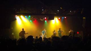 Sick And Sad Live - Streetlight Manifesto (Highline Ballroom 2010)