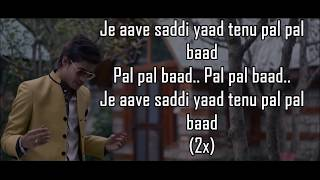 PYAAR LYRICS | MANI LADLA | Punjabi Song 2015 - YouTube
