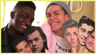 PERFECT BOY QUIZ | Lohanthony & Rickey's Guide to Dating