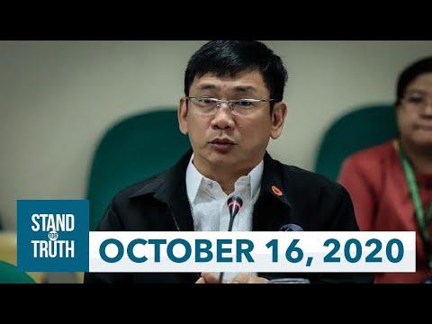 [GMA]  Stand for Truth: (Oct. 16, 2020) Bansang Hungary, nag-alok ng $30M sa rehabilitasyon ng Laguna Lake!
