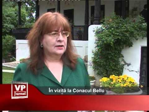 În vizită la Conacul Bellu