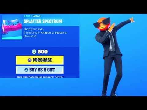 Fortnite Noms Schild Retail