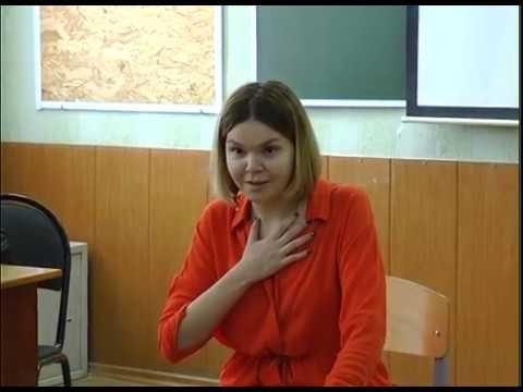 Актриса Алена Мишина (31.01.2019)