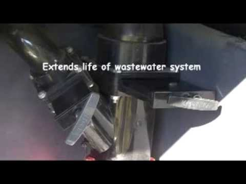 RV101.TV - How To Flush & Clean RV Black Water Holding Tank