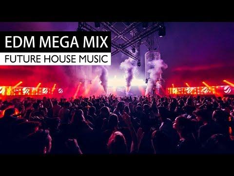 Future House Music x EDM – Party Electro Club Mega Mix