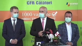 Costescu (CFR Călători): Trenul de la Gara de Nord spre Otopeni va circula la un interval de 50 de minute