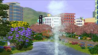 The Sims 3 : Tokyoko City