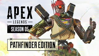 VideoImage1 Apex Legends™ - Pathfinder Edition