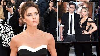 Brooklyn Beckham's Mom TROLLS Him and His Girlfriend, Chloe Grace Moretz! - Video Youtube