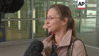 EU employees react to UK referendum result