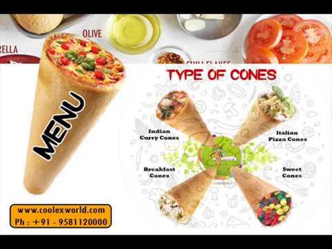 PIZZA CONES | HYDERABAD