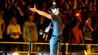 Drink In My Hand - Eric Church - Greensboro NC 2-18-12