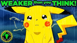 Game Theory: You're WRONG About Ash's Pikachu! (Pokemon)