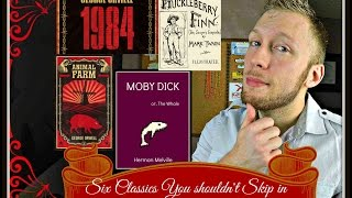 Top 6 Classic Books For Starters