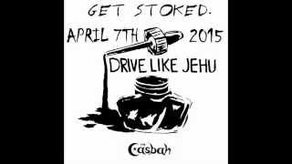 DRIVE LIKE JEHU - FULL SHOW - CASBAH 7 APRIL 2015 - TashiCAM