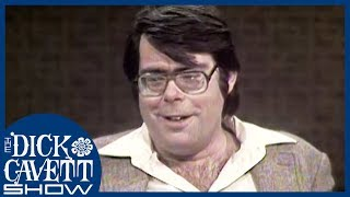 """Stephen King - """"I was warped as a child""""   The Dick Cavett Show"""