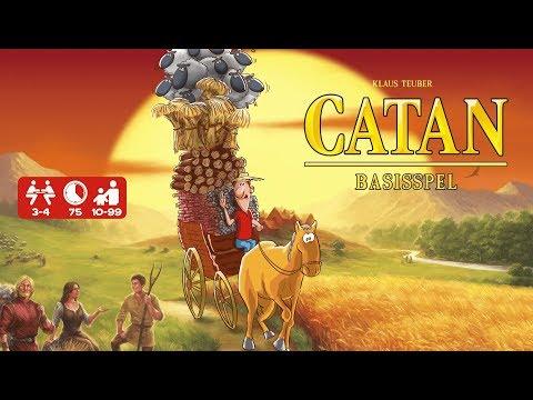 Catan Basisspel Speluitleg - 999 Games