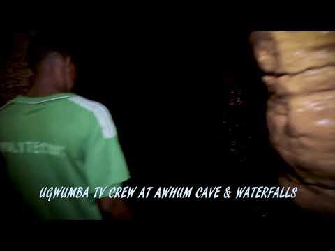 WONDERS @ AWHUM WATERFALLS..............UGWUMBA TV