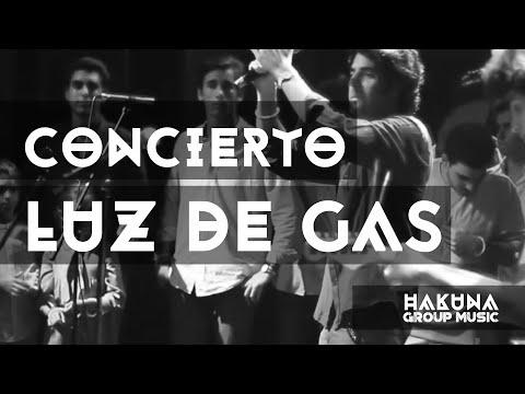 16 DE SEPTIEMBRE DE 2017. SALA LUZ DE GAS. BARCELONA | HAKUNA GROUP MUSIC