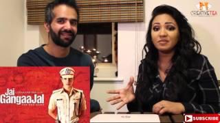 Jai Gangaajal trailer review-reaction - YouTube