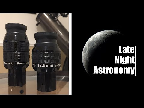 Zhumell Planetary Eyepiece Review