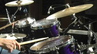 Mic Positioning Test: 3. Snare & Toms Condenser Mic
