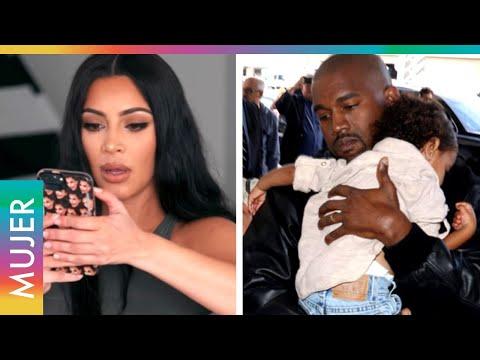 Download Kim Kardashian ha echado a sus hijos de casa Mp4 HD Video and MP3