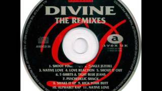 Divine-T Shirts And Tight Blue Jeans (CheckPoint Charlie Remix)