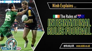 The Rules of International Rules Football - EXPLAINED!