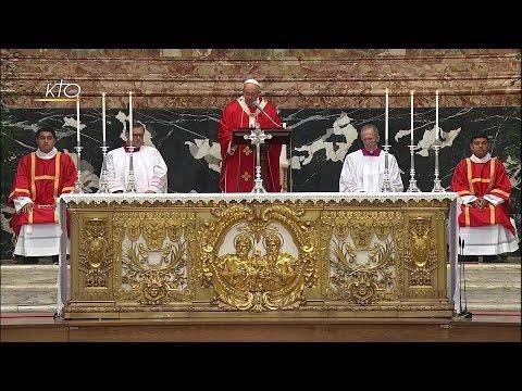 Messe pour les cardinaux et évêques défunts