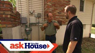 How to Install a Natural Gas Grill   Ask This Old House