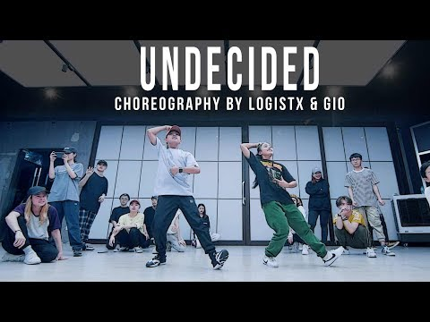 "Chris Brown ""Undecided"" Choreography By Logistx & Gio"