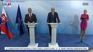 Minister obrany Gajdoš chce, aby prokuratúra preskúmala slovenských brancov