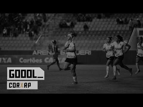 Gol - Corinthians/Audax 1x0 Rio Preto - Brasileirão Feminino 2017